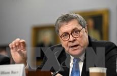 Bộ trưởng Tư pháp Mỹ William Barr đối mặt với sức ép từ chức
