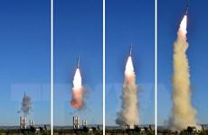 Giới chuyên gia: Triều Tiên thử tên lửa nhằm gây sức ép với Mỹ