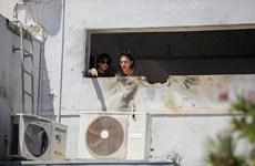 """Một người Israel thiệt mạng trong vụ """"mưa"""" rocket bắn từ Dải Gaza"""