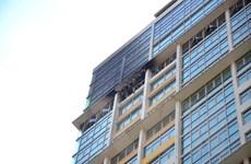 Cháy căn hộ trong chung cư The Vista An Phú, cư dân hoảng loạn bỏ chạy