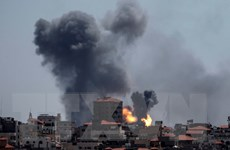 Palestine kêu gọi Hội đồng Bảo an nhóm họp về căng thẳng tại Gaza