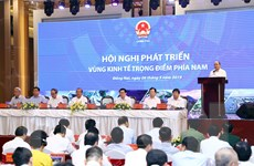 Thủ tướng: Tạo cơ chế đặc thù cho vùng kinh tế trọng điểm phía Nam