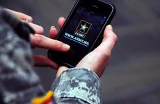 Quân đội Mỹ đang quản lý hàng nghìn trang web quân sự?