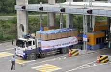 Triều Tiên phản ứng trước kế hoạch viện trợ lương thực của Hàn Quốc