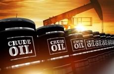 Giá dầu ở thị trường châu Á đi lên trong phiên đầu tuần