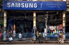 Samsung lấy lại ngôi đầu thị trường điện thoại cao cấp ở Ấn Độ