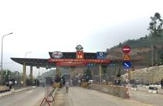 Giải quyết vướng mắc thu phí dịch vụ tuyến đường Hòa Lạc-Hòa Bình