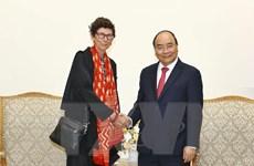 Thủ tướng: Thúc đẩy mạnh mẽ hơn nữa hợp tác thương mại Việt Nam-Na Uy
