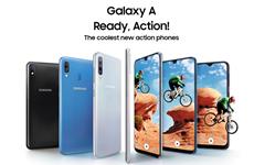 Dòng điện thoại Galaxy A mang về cho Samsung hơn 1 tỷ USD ở Ấn Độ