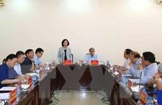 Tiểu ban văn kiện làm việc với Liên hiệp các hội khoa học-kỹ thuật