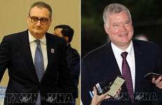 Nga và Mỹ tìm kiếm tiếng nói chung về vấn đề Triều Tiên