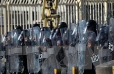 Mỹ có kế hoạch cử thêm nhân viên an ninh tới biên giới với Mexico