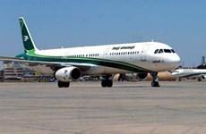 Hãng hàng không quốc gia Iraq nối lại các chuyến bay tới Syria
