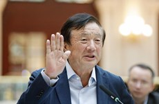 Nhà sáng lập Huawei: Gia đình tôi sử dụng sản phẩm của Apple từ lâu