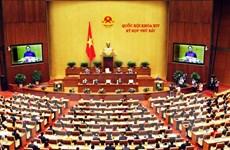 Chương trình nghị sự của Quốc hội trong ngày làm việc thứ 2