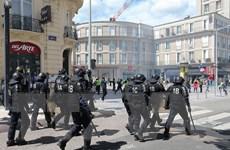 """Pháp: Đụng độ trong cuộc biểu tình của phe """"Áo vàng"""""""