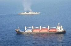 Nhật Bản: Đắm tàu chở hàng làm 4 người mất tích