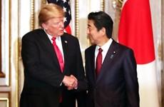 Nhật Bản và Mỹ nhất trí đẩy nhanh đàm phán thỏa thuận thương mại mới