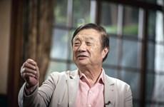 Nhà sáng lập Huawei phản đối ý tưởng Trung Quốc cấm vận Apple