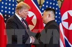 """Tổng thống D.Trump khẳng định Mỹ và Triều Tiên """"rất tôn trọng nhau"""""""