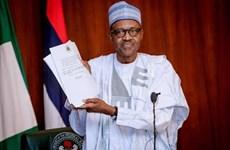 Tổng thống Nigeria ký ban hành kế hoạch ngân sách 2019 đầy tham vọng