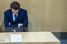 Quốc hội Áo bất tín nhiệm chính phủ của Thủ tướng S.Kurz