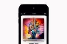 Apple ra mắt mẫu máy nghe nhạc iPod Touch thế hệ mới