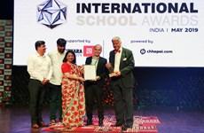 Tập đoàn giáo dục Nguyễn Hoàng đạt giải thưởng ISA 2019
