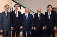 Cố vấn đặc biệt của Tổng thống Mỹ gặp Thủ tướng Israel tại Jerusalem