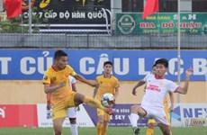 V-League 2019: Thanh Hóa nhọc nhằn vượt qua Nam Định