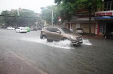 Từ ngày 1-7/6, các tỉnh Bắc Bộ đến Thanh Hóa có mưa to và rất to