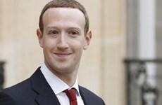 CEO Facebook Mark Zuckerberg 'sống sót' trong cuộc bỏ phiếu lãnh đạo