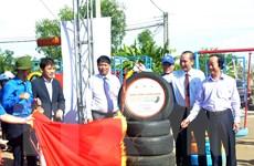 Trung ương Đoàn phát động thi 'Hành trình thứ 2 của lốp xe'