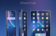 Apple có thể đang chuẩn bị phát triển iPhone màn hình gập