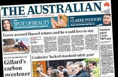 Nhật báo The Australian đạt số thuê bao trực tuyến trả phí cao kỷ lục