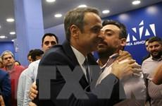 Hy Lạp: Đảng Dân chủ Mới đối lập thắng lớn trong bầu cử địa phương