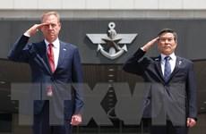 Mỹ-Hàn Quốc cam kết theo đuổi phi hạt nhân hóa bán đảo Triều Tiên