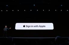 Apple giới thiệu tính năng 'Đăng nhập với Apple' bảo vệ quyền tư