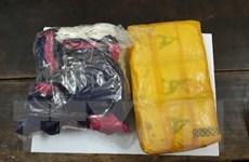 Truy bắt đối tượng vận chuyển 12.000 viên ma túy tổng hợp