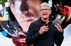 CEO Apple: Không lo lắng Trung Quốc đánh thuế nặng vào iPhone