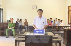 Hà Nam: Nguyên Trưởng phòng huyện lĩnh 5 năm tù vì lạm quyền