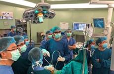 Thành công kỹ thuật cắt thùy phổi nội soi một đường rạch