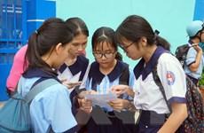 TPHCM xử lý sai sót trong đề thi tiếng Anh, kỳ thi tuyển sinh lớp 10