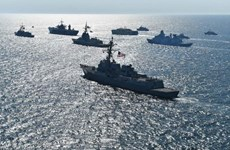 Hải quân Mỹ tổ chức cuộc tập trận lớn nhất khu vực Baltic và Bắc Âu