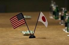 Nhật Bản và Mỹ thúc đẩy quá trình đàm phán thương mại