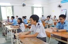 TP.HCM: Dự kiến điểm chuẩn vào lớp 10 giảm nhẹ so với năm trước