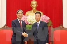 Tăng cường quan hệ hợp tác giữa hai nước và Quốc hội Việt Nam-Hàn Quốc