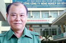 Sai phạm ở TCT Nông nghiệp Sài Gòn: Đình chỉ công tác ông Lê Tấn Hùng