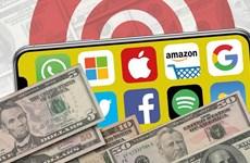 Cuộc săn lùng toàn cầu đánh thuế kỹ thuật số các đại gia Internet