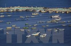 Israel thông báo đóng cửa khu vực đánh cá tại Dải Gaza